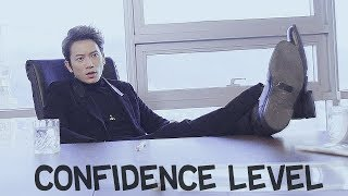 Video [20K SUBS SPECIAL] confidence level: korean male lead MP3, 3GP, MP4, WEBM, AVI, FLV Juli 2018
