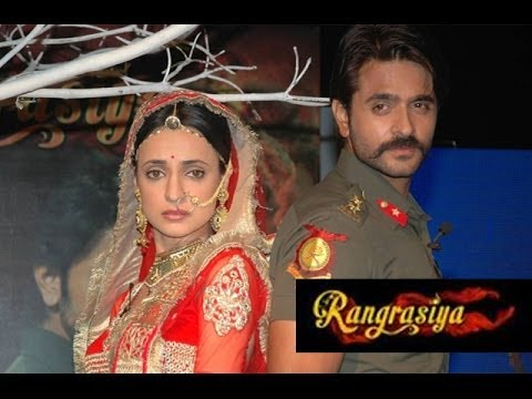 Rudra FAKES LOVE AND CHEATS With Paro In Rangrasiya Full Episode 11th April 2014