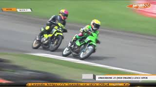 Video WELLO VS RERE (UNDERBONE 2T MIX ENGINE 125CC OPEN) MP3, 3GP, MP4, WEBM, AVI, FLV Mei 2019