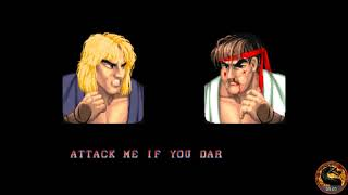 Street Fighter II: Champion Edition [Difficulty 4] [sf2ce] (Arcade Emulated / M.A.M.E.) by omargeddon