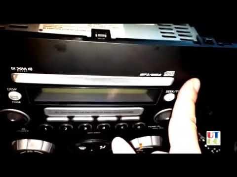 Sortir un CD bloqué dans l'autoradio