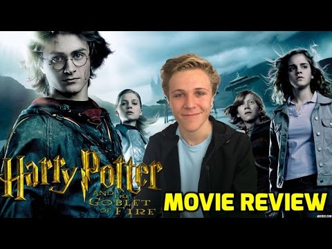 Harry Potter and the Goblet of Fire - MOVIE REVIEW!!