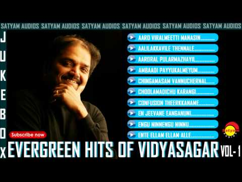 Video Evergreen Malayalam Hits of Vidyasagar Vol - 1 Audio Jukebox download in MP3, 3GP, MP4, WEBM, AVI, FLV January 2017