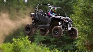6. TEST RIDE: 2015 Arctic Cat Wildcat Sport Limited