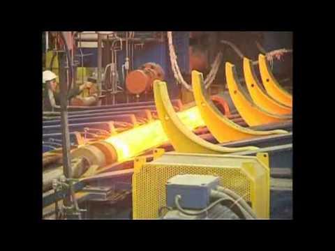 Dây chuyền sản xuất ống đúc