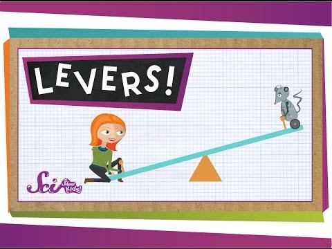 Super Simple Machines: Levers