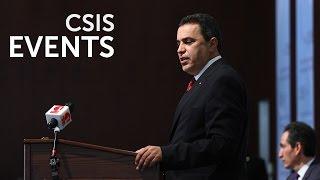 Statesmen's Forum: Tunisian Prime Minister Mehdi Jomaa