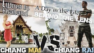 Chiang Rai Thailand  city photos gallery : CHIANG MAI vs CHIANG RAI - LIVING IN THAILAND VLOG (ADITL BTL EP36)