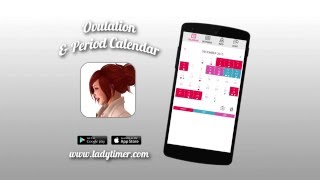 Ovulation & Period Calendar YouTube video