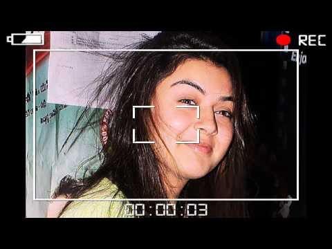 Hansika Motwani Without Makeup |  Hansika original face