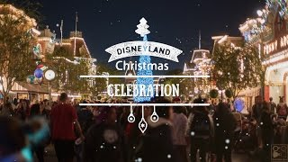 Disneyland Time Lapse  - Christmas Edition 4K