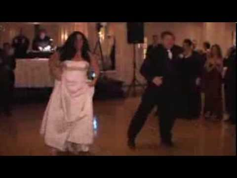 Dana & John's First (evolution of) Dance - Newlywed Game Couple