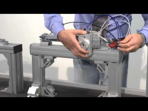 Metal Work Pneumatic - V-Lock Eng
