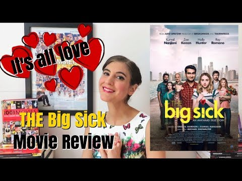 The Big Sick - Movie Review (2017)