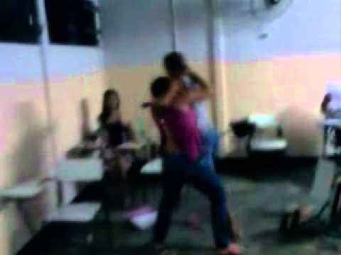 Briga de Meninas em Iaciara