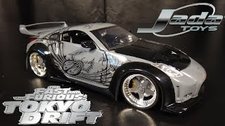 Nonton The Fast and The Furious Tokyo Drift DK's Nissan 350Z - Jada Toys Unboxing Film Subtitle Indonesia Streaming Movie Download