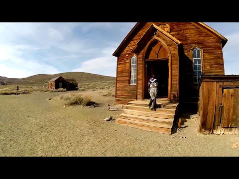 City Of Gold Mine, Bodie Ghost Town