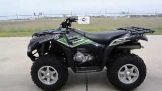 8. $9,999:  2016 Kawasaki Brute Force 750 Super Black EPS Overview and Review