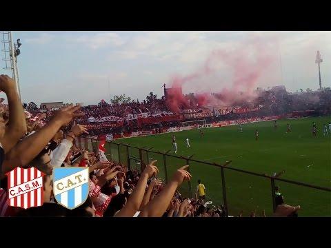 SI QUIEREN VER FIESTA VENI A CIUDADELA | San Martín VS Atlético COPA BICENTENARIO 2016 - La Banda del Camion - San Martín de Tucumán