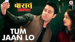 Presenting the video song of Tum Jaan Lo sung by Sameer Khan.Song Name: Tum Jaan LoMovie Name: Baaraat CompanyMusic Composer: Ali-GhaniSinger: Sameer KhanLyricist: Syed Ahmad AfzalArrangers/Programmers: Anwar Ali Khan & Sameer KhanMix & Master - Tosief SheikhMusic Supervisor - Syed Ahmad Afzal  and Sameer KhanAcoustic Guitars by - KKBass Guitars by - Vinod VishwakarmaRecording Engineer - Sanjay ThapaRecording Studio - Re N raga StudioCast: Ranveer Kumar & Sandeepa DharProduction House: New Age CinemaProducer: Archana ChandaDirector: Syed Ahmad AfzalMusic on Zee Music CompanyStream it on!!Gaana: http://bit.ly/2tH7sqGSaavn: http://bit.ly/2tQ5jcEIdea Music Lounge: http://bit.ly/2v1qYLLiTunes: http://apple.co/2sZGA5DGoogle Play Music: http://bit.ly/2uIHOyRJioMusic: http://bit.ly/2udbPugWynk Music: http://bit.ly/2sZu1qXSet Tum Jaan Lo as your caller tune - SMS BRTC3 To 57575Airtel Subscribers Dial 5432116283141Vodafone Subscribers Dial 5379655135Idea Subscribers Dial 567899655135Reliance Subscribers SMS CT 9655135 to 51234BSNL (South / East) Subscribers SMS BT 9655135 to 56700BSNL (North / West) Subscribers SMS BT 6708251 to 56700Aircel Subscribers SMS DT 6708251 to 53000Connect with us on :Dekkho - https://www.dekkho.com/ZeeMusicCompanyTwitter - https://www.twitter.com/ZeeMusicCompanyFacebook - https://www.facebook.com/zeemusiccompanyYouTube - http://bit.ly/TYZMC