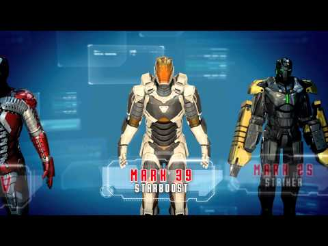 Iron Man 3   The Official Game   Stark Industries | Video