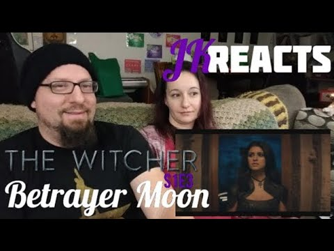 The Witcher REACTION 1x3: Betrayer Moon