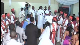 ETHIOPIAN ORTHODOX CHURCH WEDDING