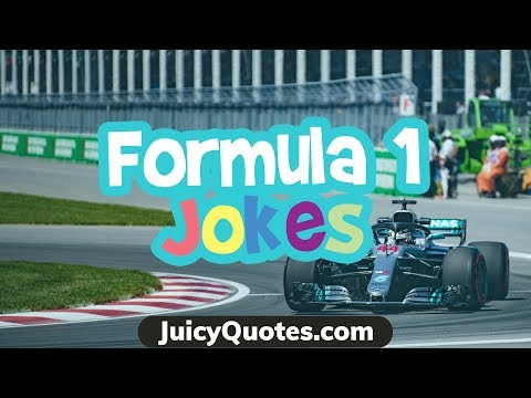 Funny quotes - Funny Formula  1 Jokes and Puns - Great to share with car racing fans