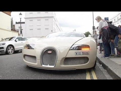 «Stop» στα υπεραυτοκίνητα βάζει το Λονδίνο