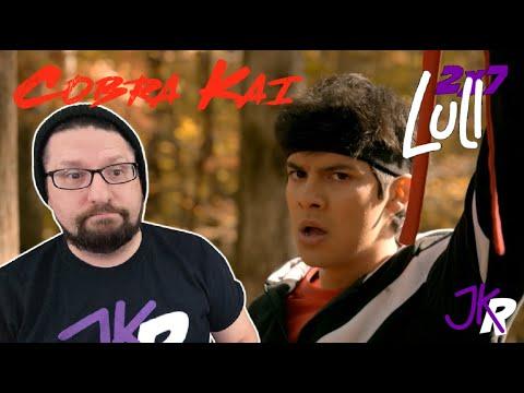 Cobra Kai REACTION 2x7: Lull