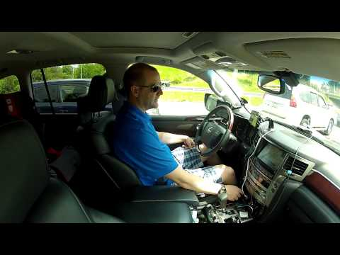 LX - Autosavant's Kevin Gordon reviews the 2013 Lexus LX 570. During the week that we had the LX we drove it from Philadelphia to Orlando and used quite a bit of ...