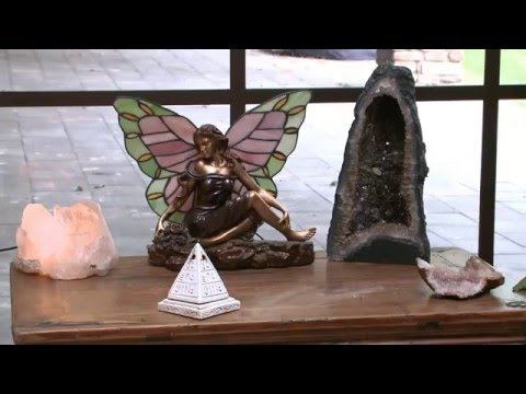 Crystal Healing Styel TV April 2016