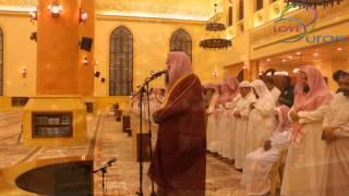 الشيخ عادل الكلباني صلاة الفجر الاثنين 1434,11,17 برواية قالون