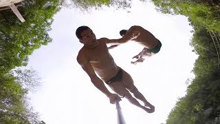 "Fly through the air alongside legendary partners Rommel Pacheco and Jahir Ocampo as they defy their critics and train to compete in synchronized diving in the beautiful Riviera Maya in Mexico.Co-Production Publicidad y Contenido Editorial, S.A. de C.V. (Claro Sports)Shot 100% on the HERO5 camera from ‪http://GoPro.com.Get stoked and subscribe: http://goo.gl/HgVXpQMusicSam A. McLoughlin""Ramble On Home""Constantinou and Frazer""Memories Turn to Rust in the Dust""Weyler and Wicks""Long Gone Instrumental""Al Lethbridge""Light Through Mist""Frances Trocaine""Vista Cubana""For more from GoPro, follow us:Facebook: https://www.facebook.com/goproTwitter: https://twitter.com/goproInstagram: https://instagram.com/goproTumblr: http://gopro.tumblr.com/Pinterest: http://www.pinterest.com/gopro   Inside Line: https://gopro.com/newsGoPro: https://gopro.com/channel/"