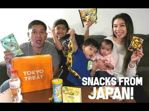 Costco trip and TokyoTreat Unboxing | Family Vlog | April's Beautiful Mess
