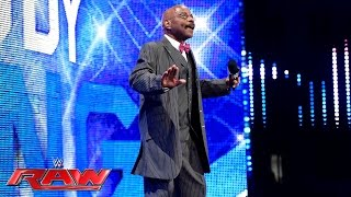 Nonton Teddy Long Makes A Surprise Return To Wwe  Raw  June 6  2016 Film Subtitle Indonesia Streaming Movie Download