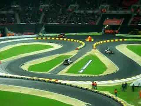 Michael Schumacher vs. Jenson Button ROC 2007
