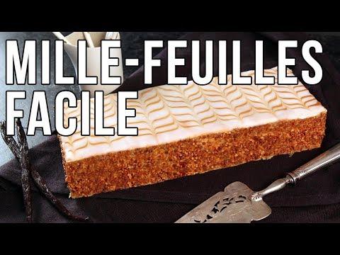 Recette Facile du Mille-Feuilles !