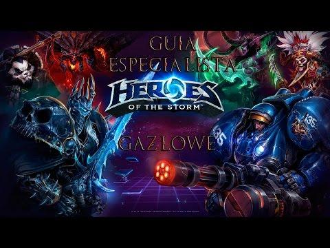 Guía Gazlowe Heroes of the Storm Español