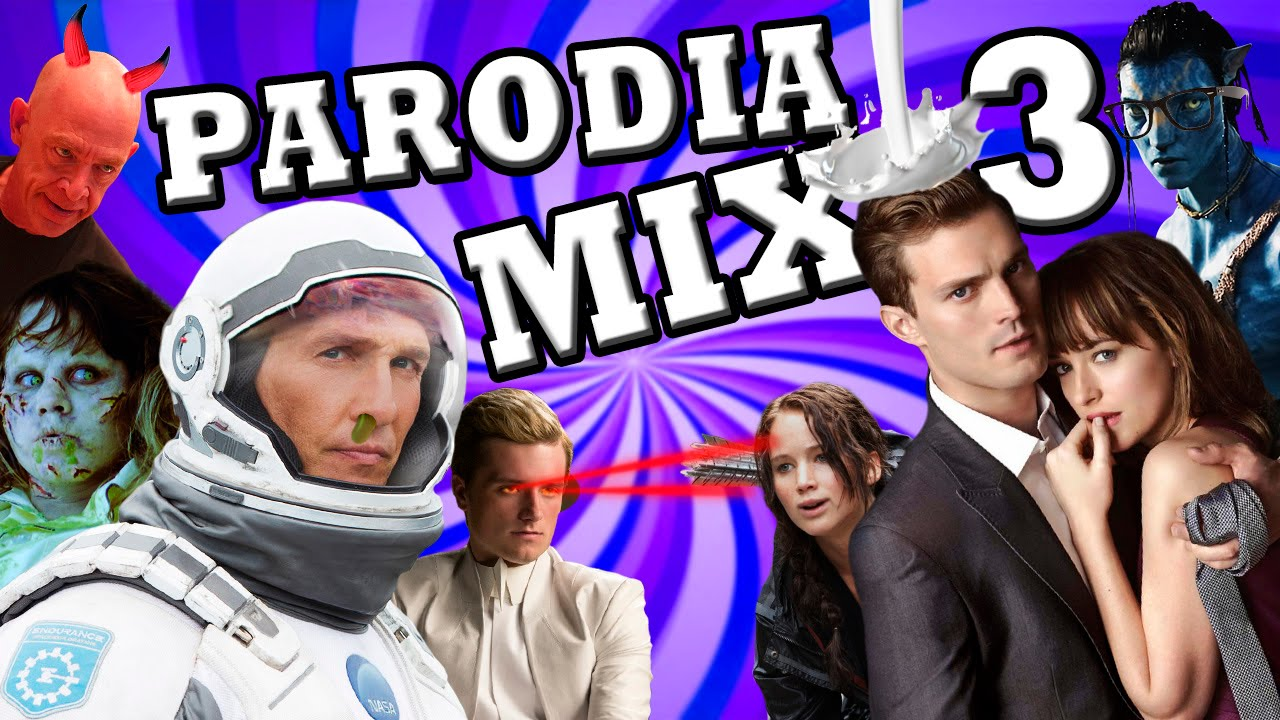PARODIA MIX Vol.3