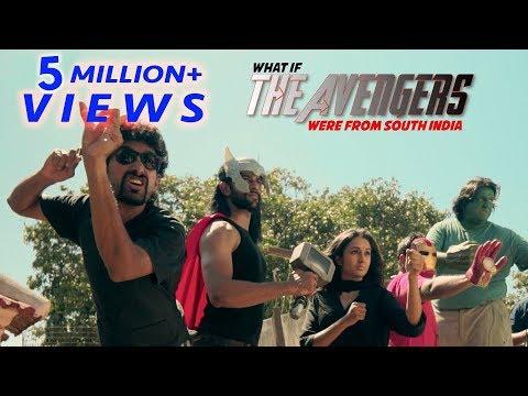 South Indian Avengers - Put Chutney