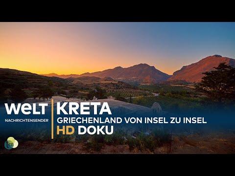 KRETA - Griechenland von Insel zu Insel | HD Doku