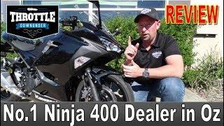 8. Kawasaki Ninja 400 First Ride and review [2018 Learner Legal LAMS]
