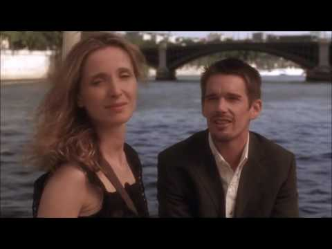 Before Sunset  - Best Scene  - You Can Never Replace Anyone