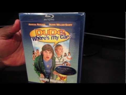 Dude, Where's My Car? Blu Ray: 1 Minute Unboxings On DrifterTVHD