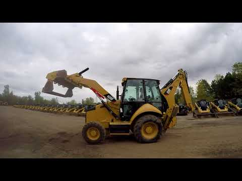 CATERPILLAR BACKHOE LOADERS 420FST equipment video lv7CwzxE4gY