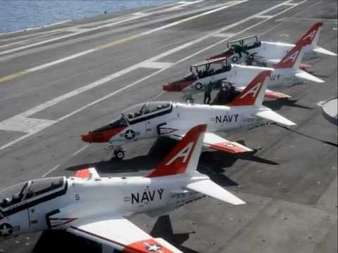 Images of the T-45 Goshawk trainer...