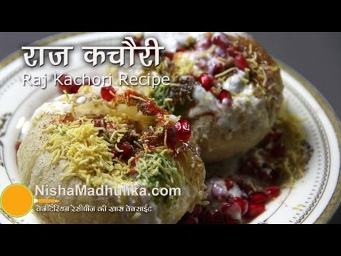 Raj Kachori Recipe video