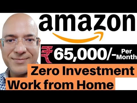 Good income part time job   Work from home   freelance   Amazon Affiliate   पार्ट टाइम जॉब  