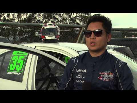 Entrevista Gustavo Pinzón, piloto categoría Nissan March de La Monomarca